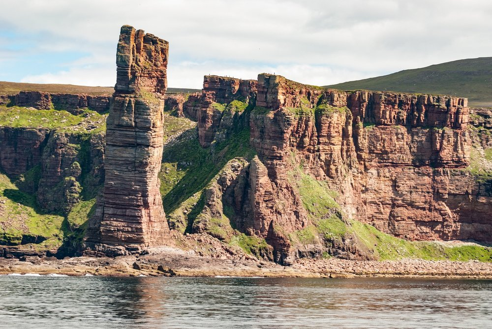 Old Man of Hoy, Orkney Isles -  Tour & Walk in small groups - Roaming Scotland..jpg