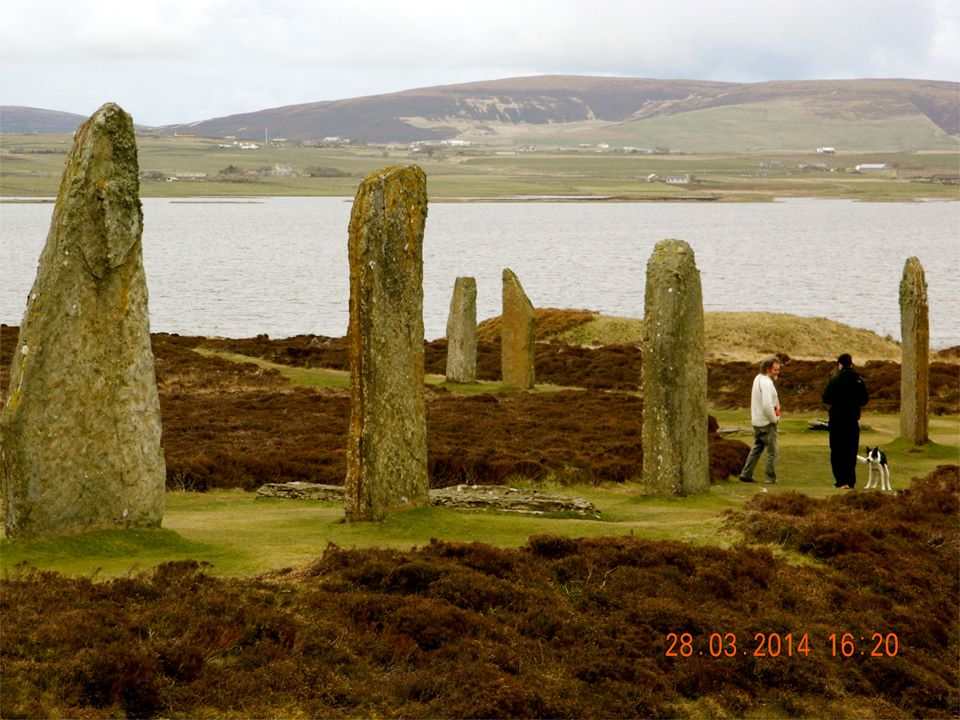 Ring of Brodgar, Orkney Isles -  Tour & Walk in small groups - Roaming Scotland..jpg