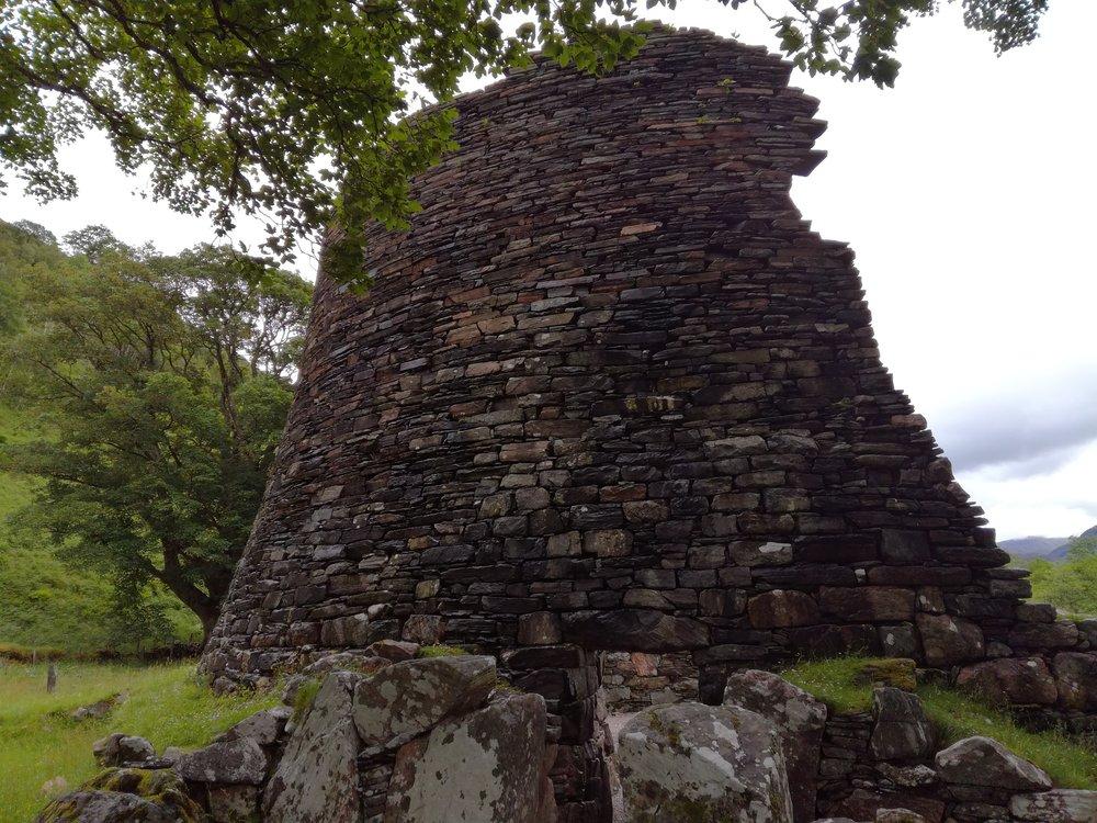 Glenelg Broch - Tour & Walk in small groups - Roaming Scotland..jpg