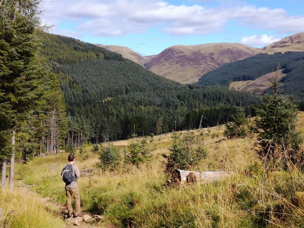 Glen Doll, Nr Braemar-  Tour & Walk in small groups - Roaming Scotland..jpg
