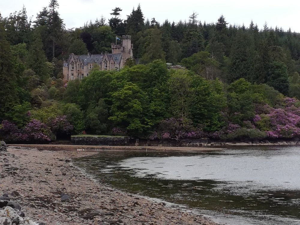 Stonefield Castle, Kintyre -  Tour & Walk in small groups - Roaming Scotland..jpg