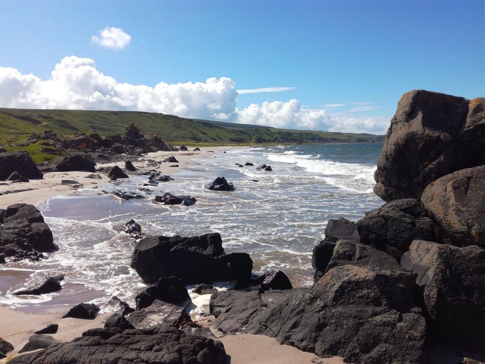 Kintyre coast -  Tour & Walk in small groups - Roaming Scotland..jpg