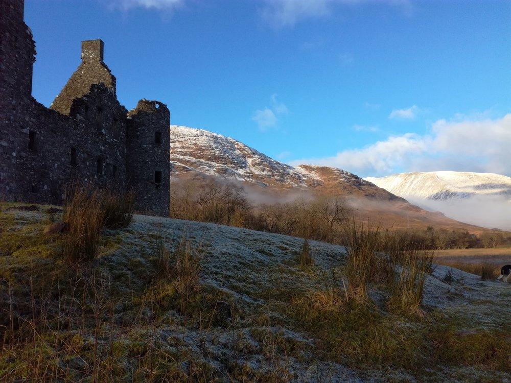 Kilhurn Castle -  Tour & Walk in small groups - Roaming Scotland..jpg