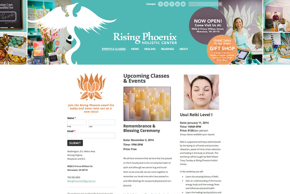 Rising Phoenix Holistic Center
