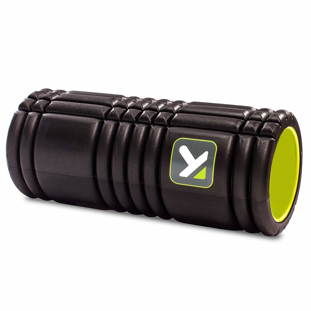 Foam rolling is essential to all my training programs. If you're new to foam rolling, you should get a softer model.
