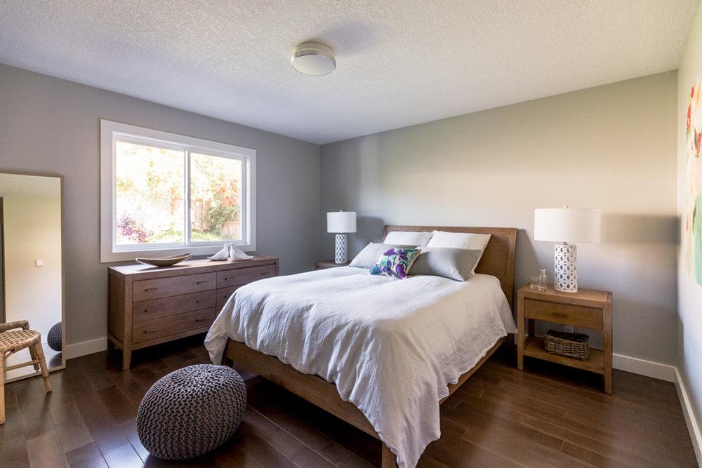 823 Primrose Street Master Bedroom