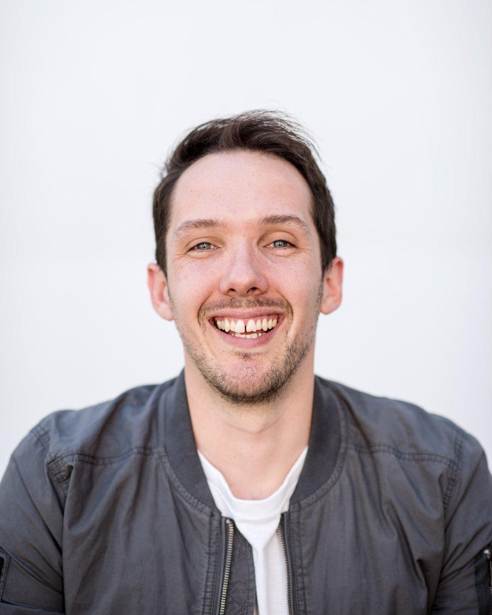 Ben Amer // Head of Retail + Clubs