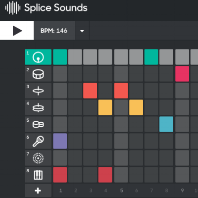 Splice beatmaker