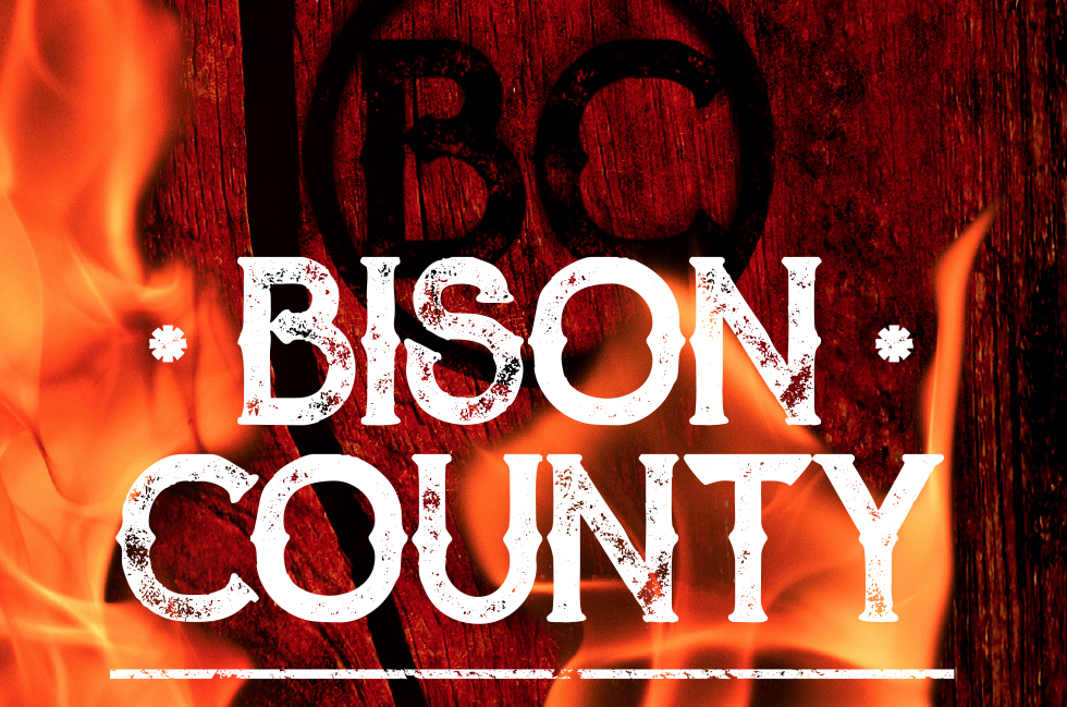 BISON COUNTY