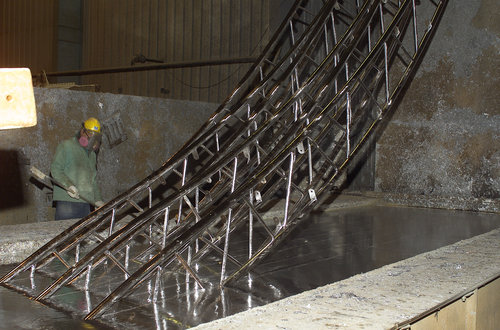 Hot Dipped Galvanization