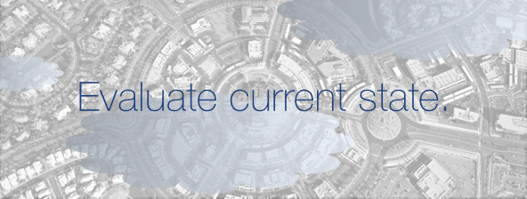 At this stage maybe you've not started your cloud journey, or maybe you've only started. This is the perfect opportunity to assess your business needs and cloud services to see where the best fits are and how to tackle the journey. Through this evaluation a detailed understanding of services, workloads, current state architecture and potential gaps will be developed.  Learn more...