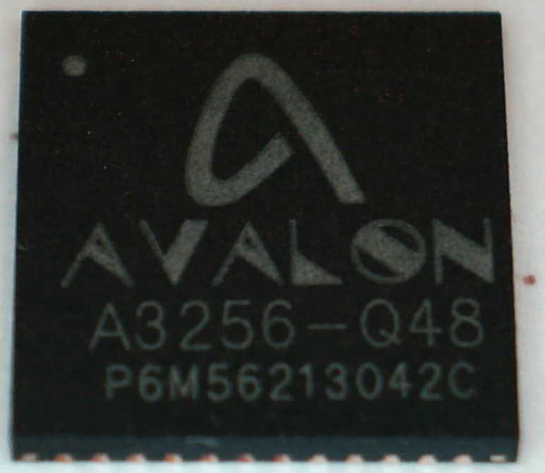 https://en.wikipedia.org/wiki/Canaan_Creative#/media/File:Avalon_ASIC_A3256_chip.png