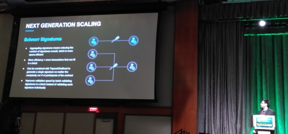 Samson Mow discusses benefits of Blockstream's Liquid Network before also discussing the Lightning Network