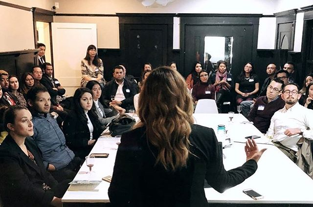 Feeling extra-inspired after our first #PoliticsAndVino @latinasleadca // from discussing how we can build our collective power as #latinx leaders, to learning from #chingona, Imelda Padilla, former #LAUSD school Board candidate discussing the barriers to running for office as a #womanofcolor #firstgen #latina fighting for #justice to keepin it 💯 with gaps and the work that lies ahead ✊🏾 . . this #wokeshop (with a twist) was the first time I took my work to #political #training and am so grateful to my #YPN Sistas for making this idea come into fruition! AND MAJOR shout out to my mentee @laprofe_luz for driving over an hour to come support with facilitation (y'all she's graduating next week and moving to be a teacher 😭) . . . HUGE thank you to @nuno213 for opening his home / community center + being such an incredible leader for our community ✨ you are an inspiration and so grateful for your vision! . Feels so good to be in healing spaces for young people of color to #grow ✨ share our stories ✊🏾 and brainstorm ways to build a #youthled movement ✨ . THANK YOU to everyone who came ✨ truly a remarkable turnout (and bottomless 🍷? Damn!). Stay tuned for more #professionaldevelopment opportunities // WE GOT US!!!! #socialjustice #fightingasystem #notmeantforus #buildingourowntable #buildingourowncapital #forusbyus