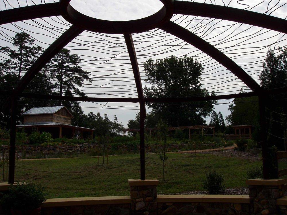 pavilion cover
