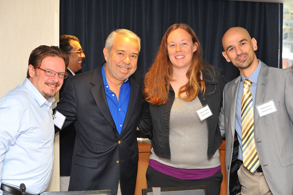 Make Music NOLA was one of fifteen programs in the U.S. chosen to participate in a summit with FundaMusical, the original El Sistema program in Venezuela.  Our Executive Director and Head Violin Teacher attended four days of presentations, workshops, site visits, and performances.  This summit was organized in New York City in conjunction with Fundamusical's permanent delegation to the United Nations.