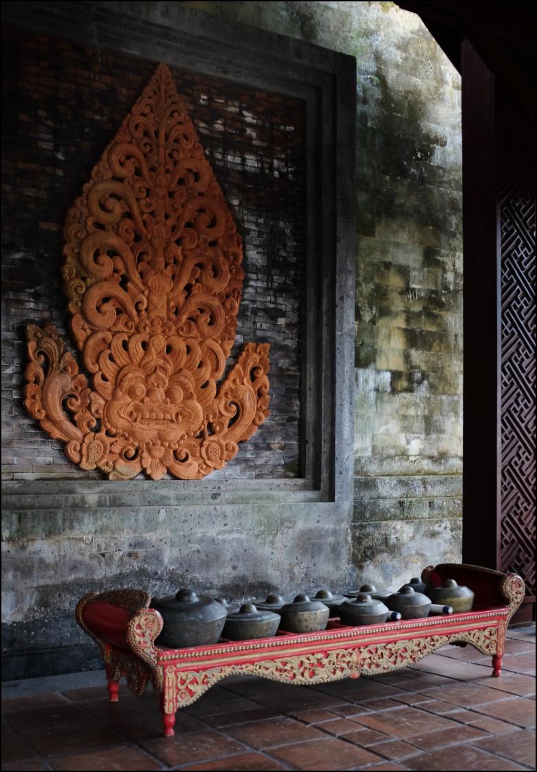 Bali living room