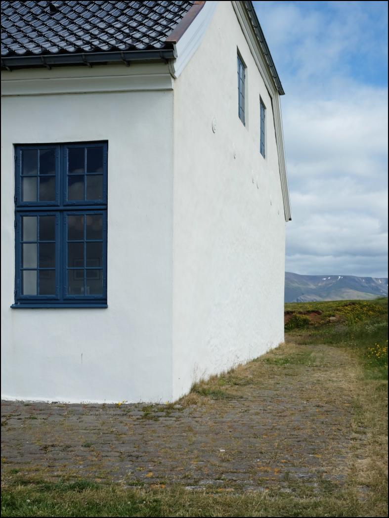 Videy House, Iceland