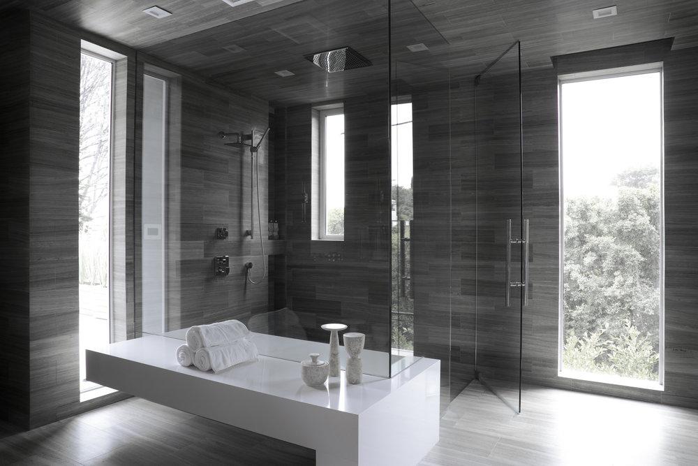 Bathroom, Hollywood Hills