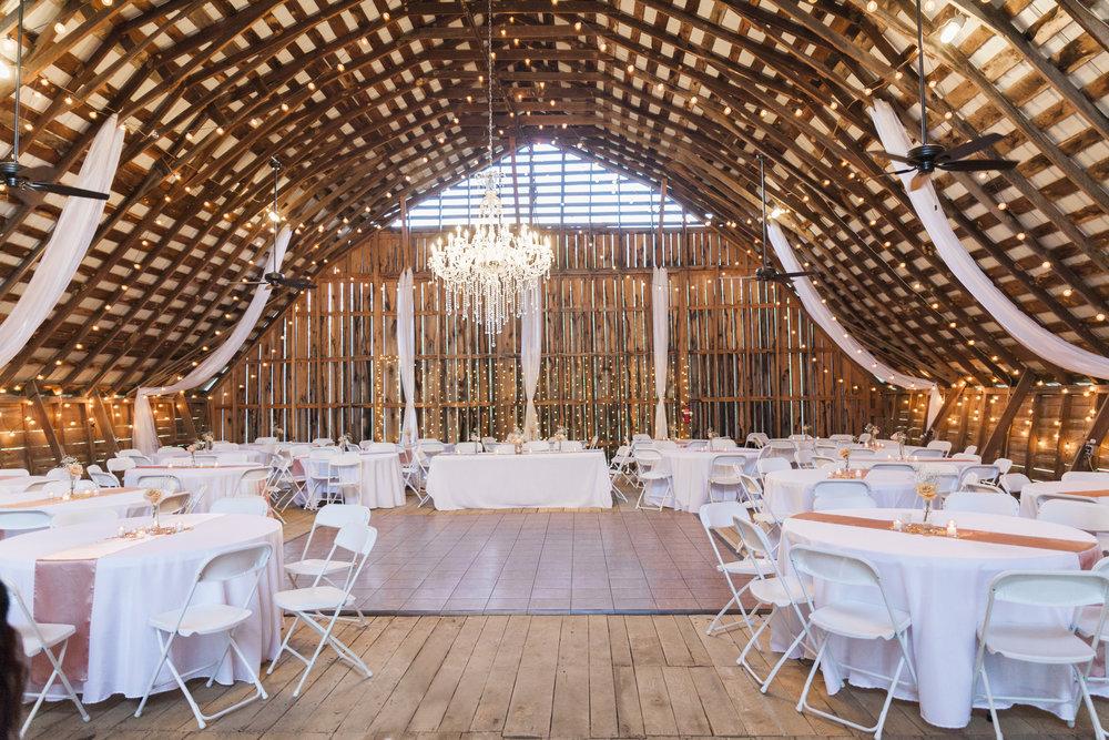 Wedding Set for 160 People with Dance Floor