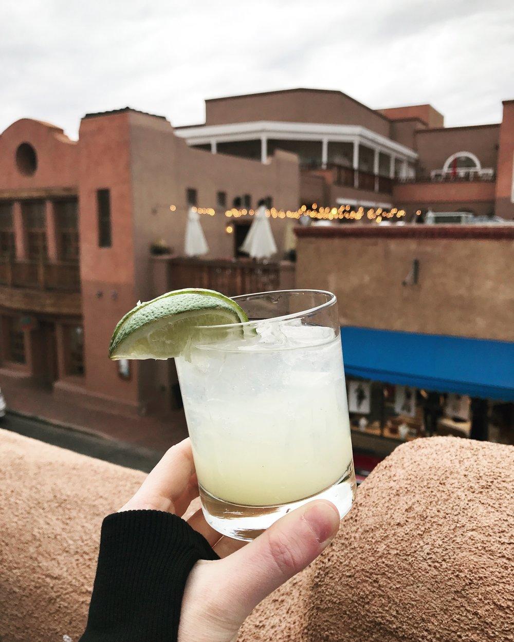 Santa Fe, NM - EAT + DRINK THIS