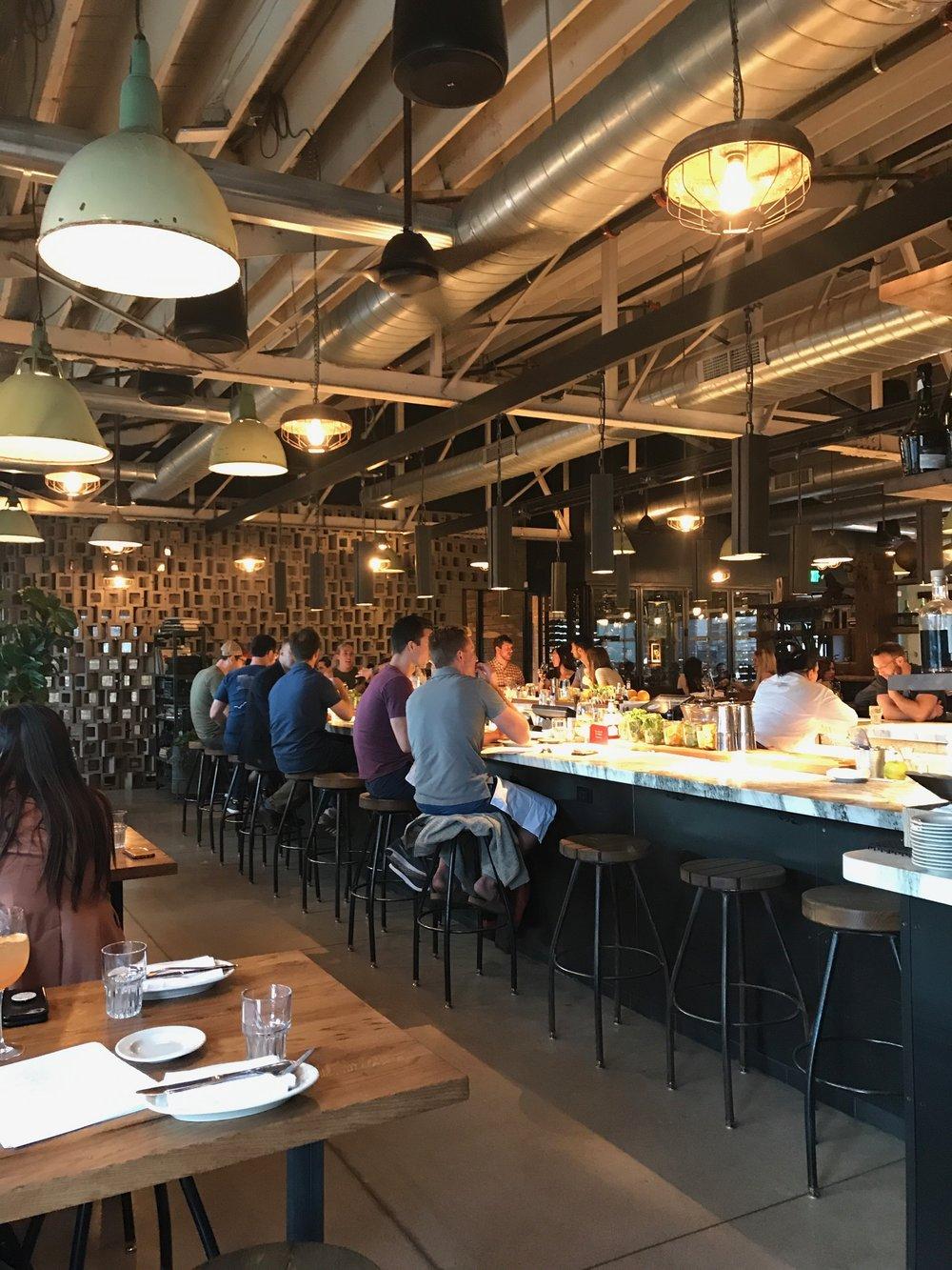 Barcelona Wine Bar - Denver, CO