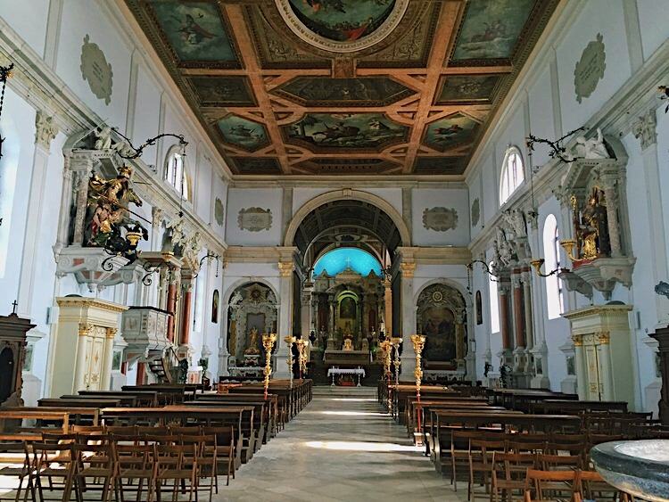 St George's Parish Church, Piran, Slovenia | Helena Alyssa