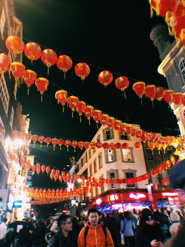 China Town, London | Helena Alyssa