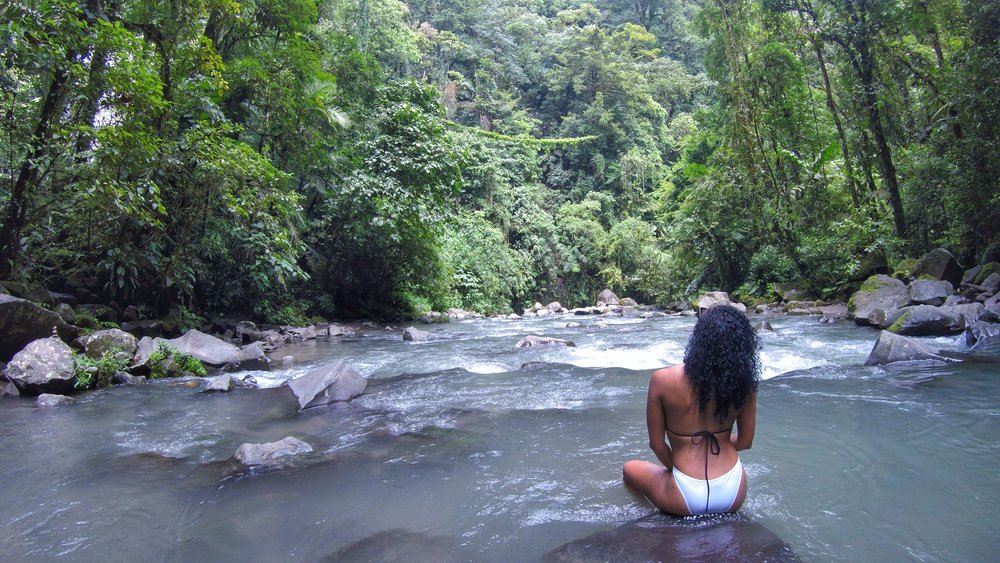 La Fortuna Waterfall, Costa Rica | Helena Alyssa