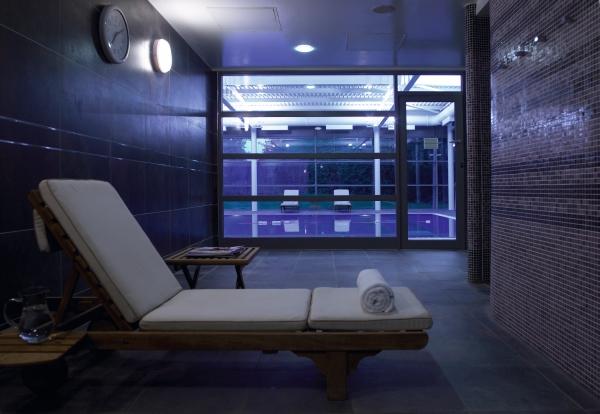 Macdonald Berystede Hotel pool | Helena Alyssa