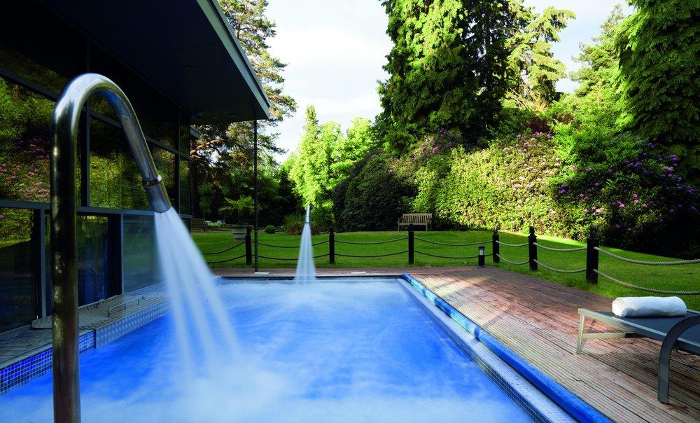 Macdonald Berystede Hydro Pool | Helena Alyssa