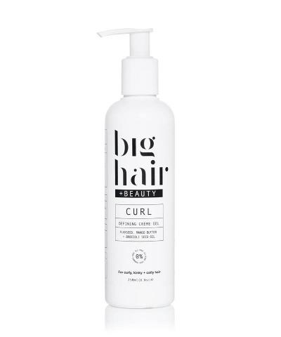 Big Hair CURL Defining Cremé Gel | Helena Alyssa