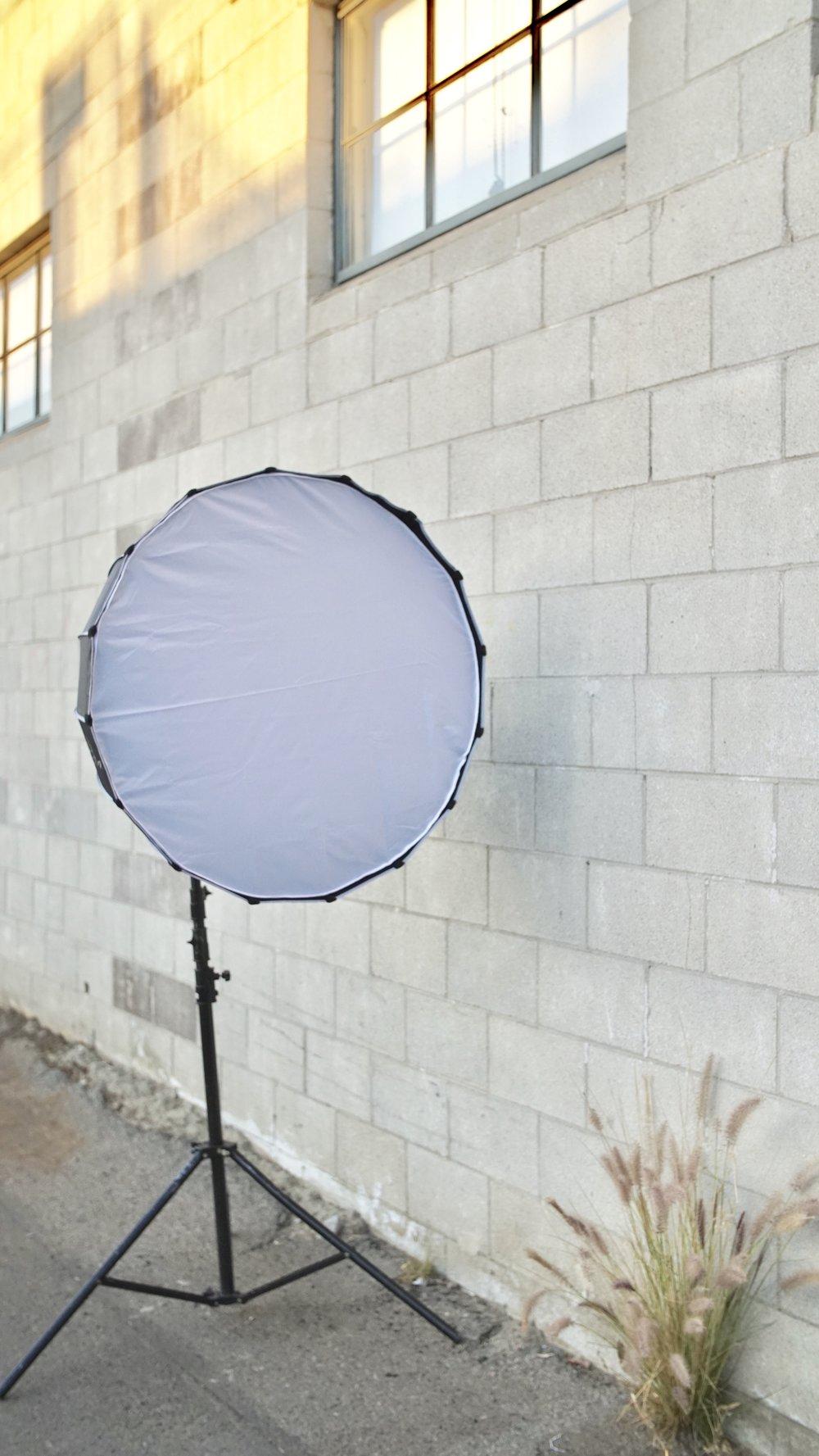 Apurture 300D Light