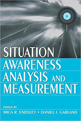 Situation Awareness Analysis and Measurement provides a comprehensive overview of different approaches to the measurement of situation awareness in experimental and applied settings. This book directly tackles the problem of ensuring that system designs and training programs are effective at promoting situation awareness.  -