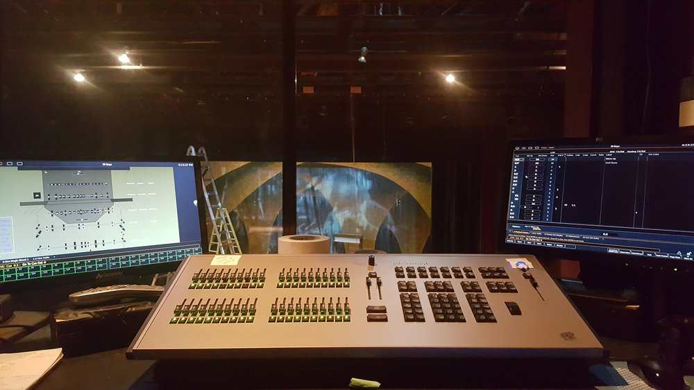The 39 Steps  adapted by Patrick Barlow, February 2017 Whidbey Island Center for the Arts Kathryn Lynn Morgen, Light Board Operator & Projectionist