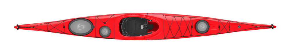 "Tempest 170:   British style kayak with a touring orientation. Winner of the Sea Kayaker Magazine Reader's Choice Award for ""Best Day and Weekend Touring Kayak."" Named ""Best Beginners Kayak: Sea"" - OutsideOnline, June 2012"