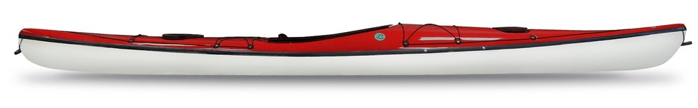 "Chebeague (14.5 Ft):   At 14' 6"" and hosting a tighter cockpit. The Chebeague has all the features and benefits of long touring kayaks but in a shorter, lighter weight package.       In stock Chebeague colors."