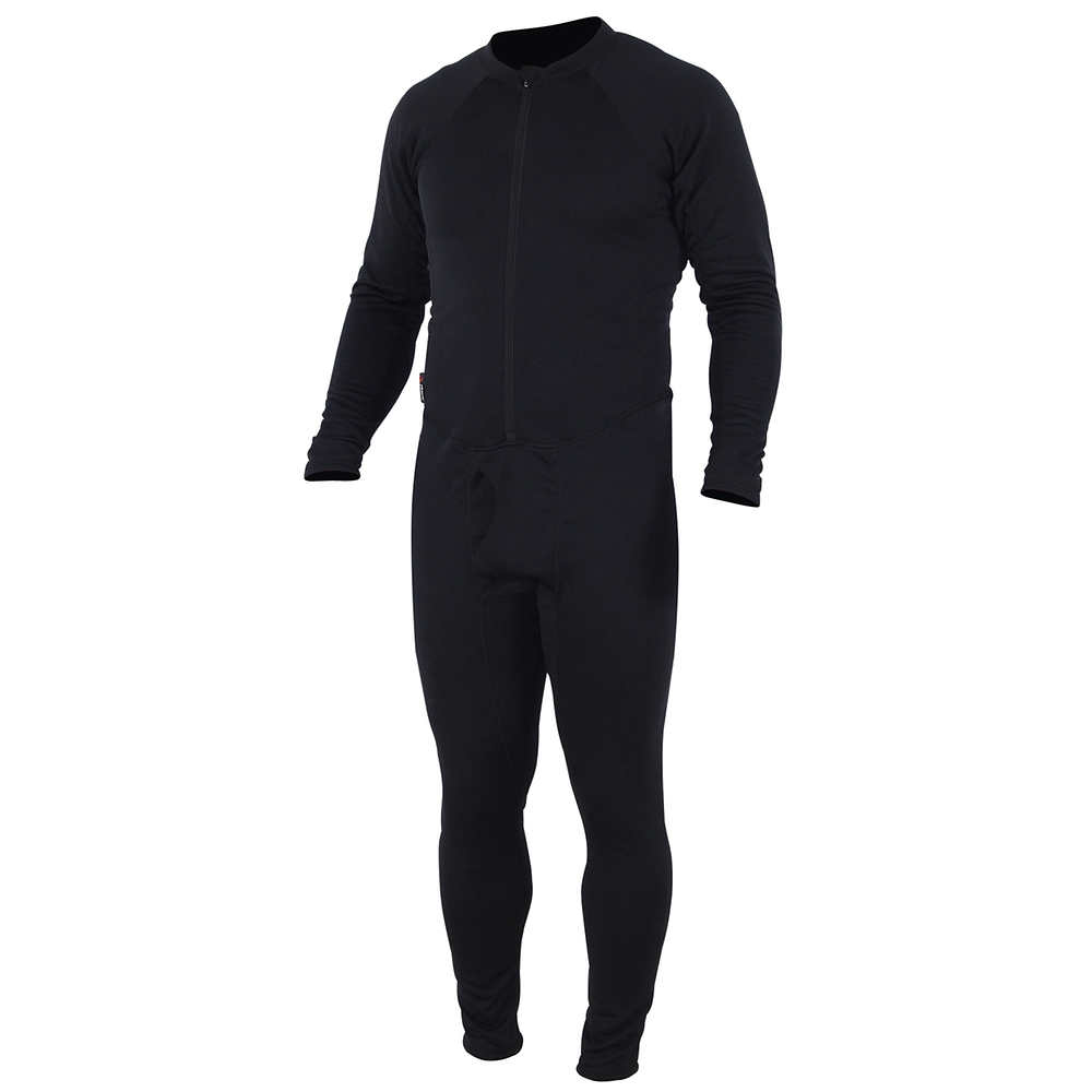 Power Dry Liner:   This polyester/polypropylene Polartec® Power Dry® base layer, sourced and made entirely in the US, has been designed specifically to work in concert with a Kokatat dry suit or top to keep paddlers warm and comfortable. The polypropylene inner knit is hydrophobic and aids in rapid moisture transport, keeping the user dryer and has a low thermal conductivity which translates to reduced heat loss.