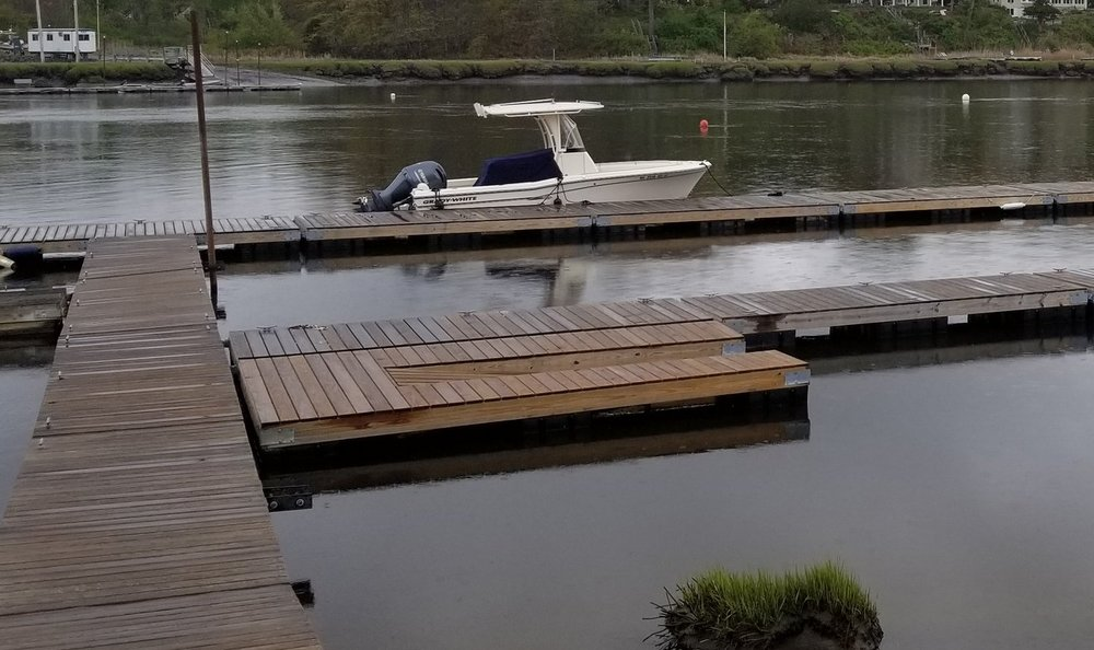 Our launch dock
