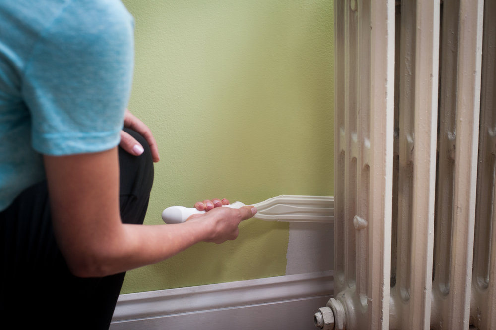 See Paint Behind® in action.   Wondering just how easy it is to paint behind your furniture and appliances?  Check out our video and see for yourself! Get into those difficult areas - and get the job done.   Watch Now