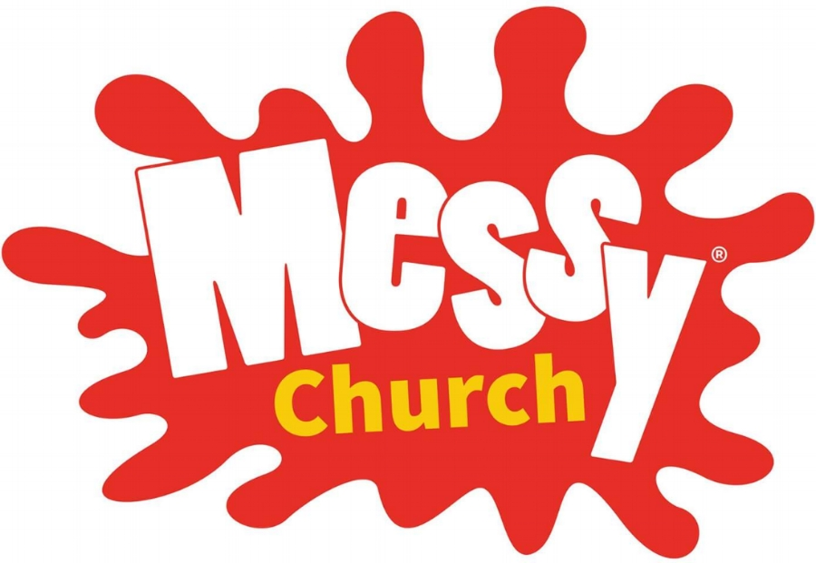 Messy Church is church for adults and children to enjoy together. Messy Church focuses on bible stories, art crafts, songs, and games to share the message Jesus!
