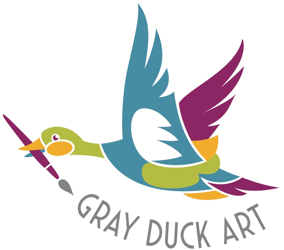 GRAY DUCK ART