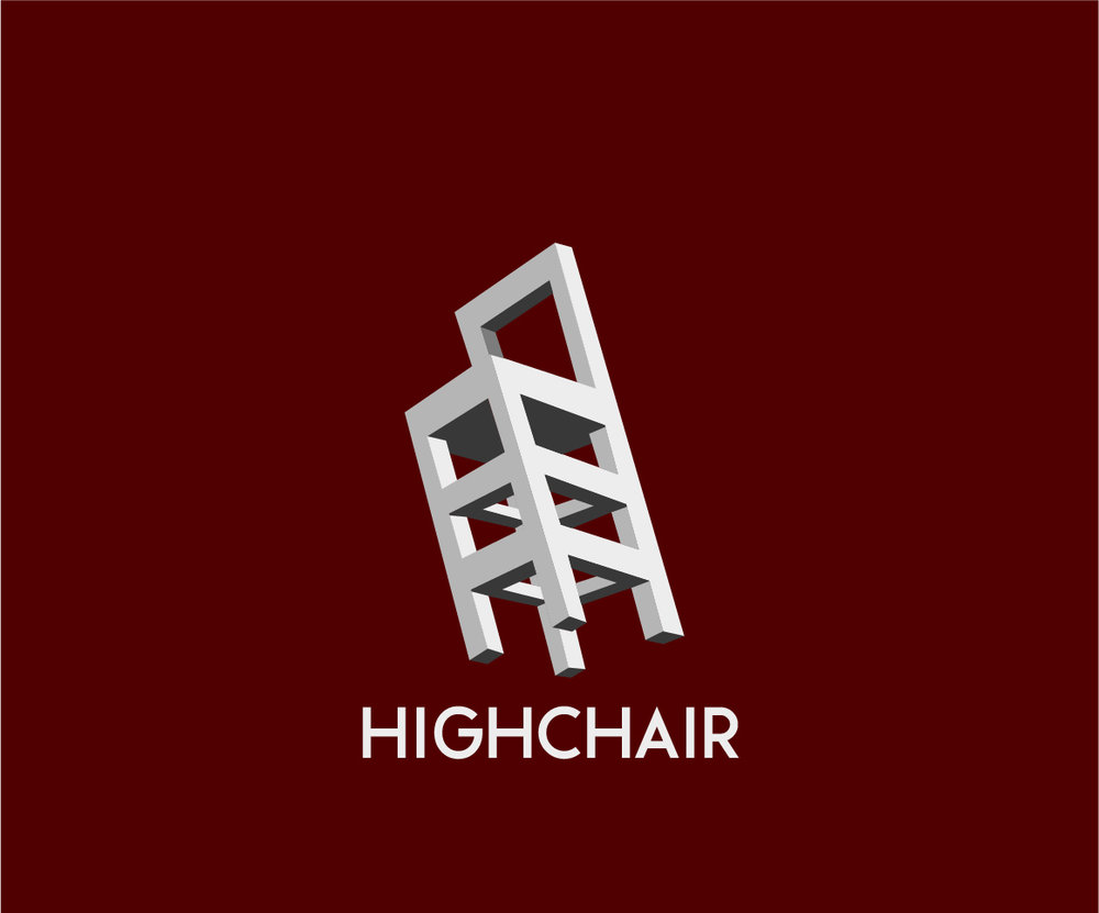Highchair Creative Logo