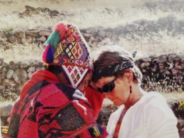 Shamanic Initiation Rites Peru, Sarah Hawley MA