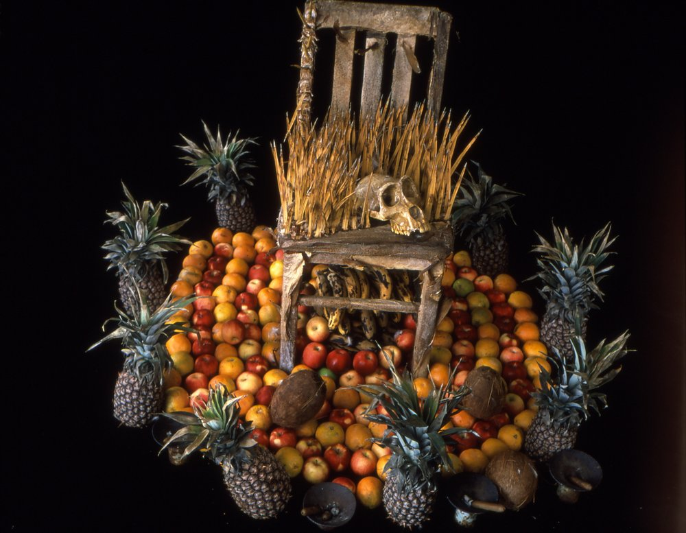 Throne For The Gorilla Spirits, 1993