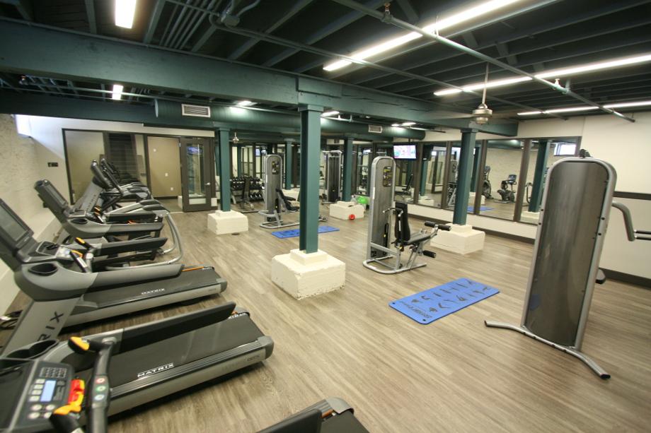 Normandy gym.jpg