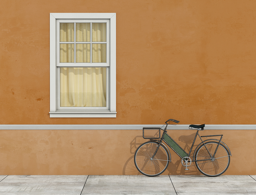 Window Parts on Double Hung Windows -