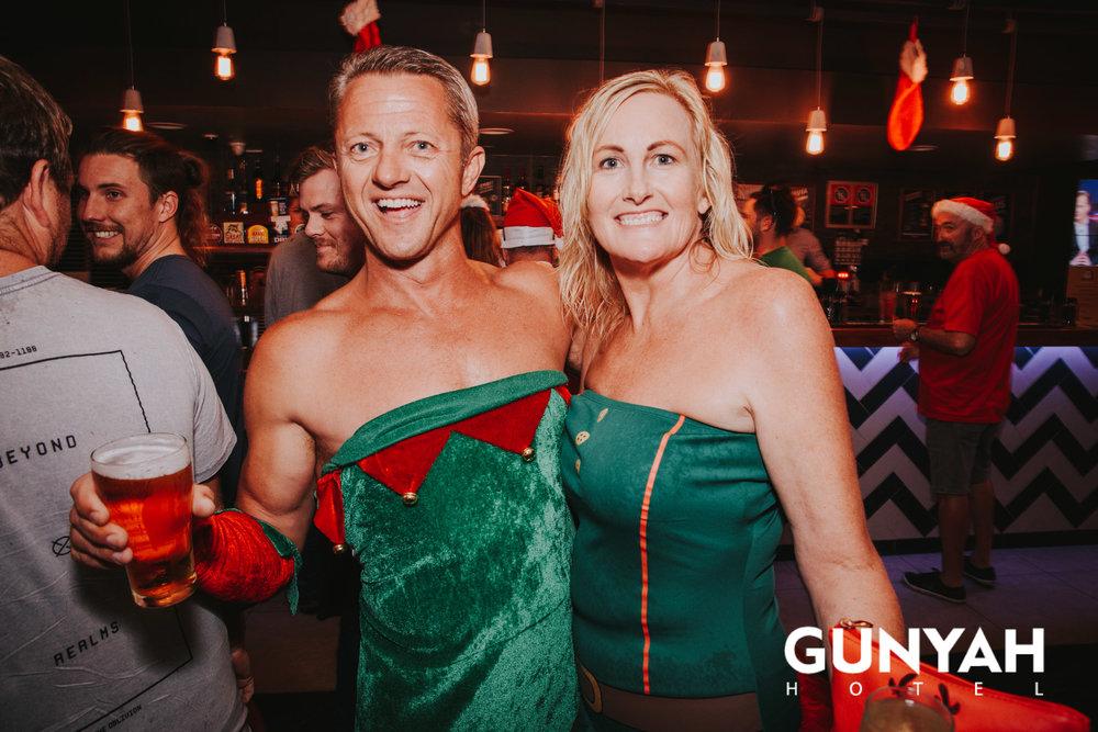 Santa Pub Crawl Dec 2017