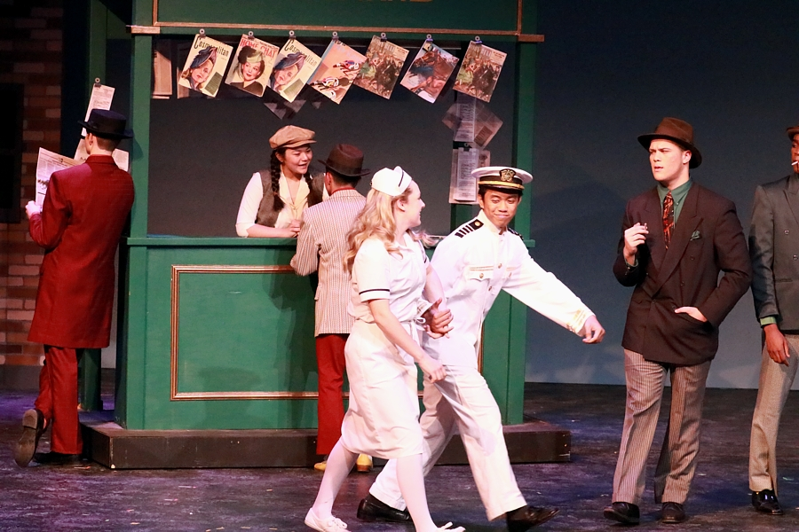SMHS Theatre -