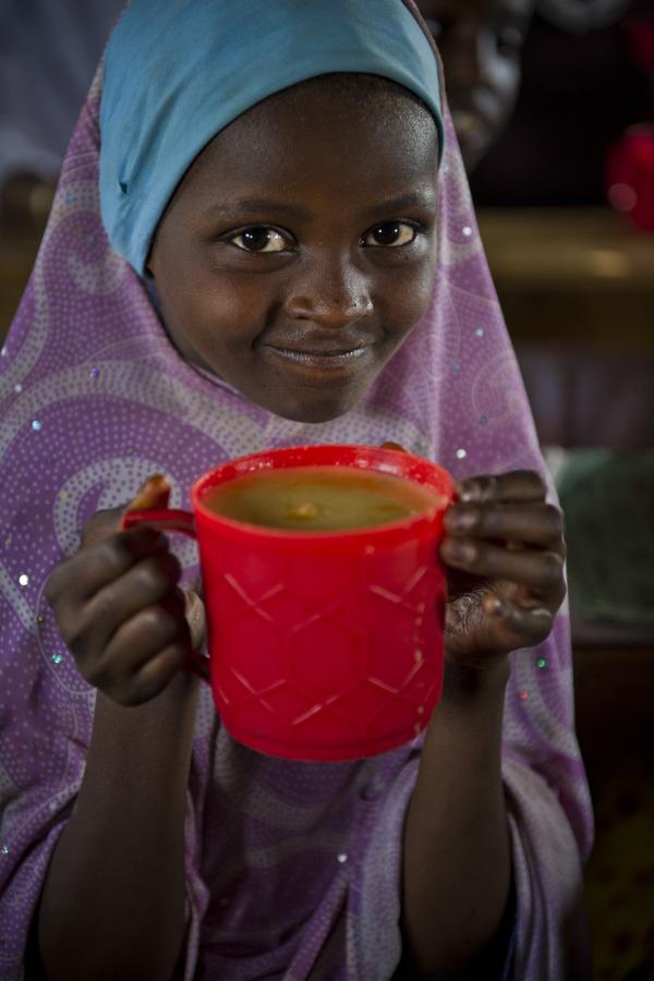 School Meals Programme in Kenya